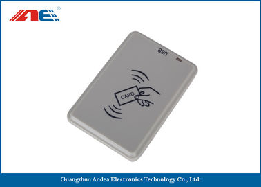 China Desktop Using Non Contact USB RFID Reader Contactless IC Card Reader Writer factory