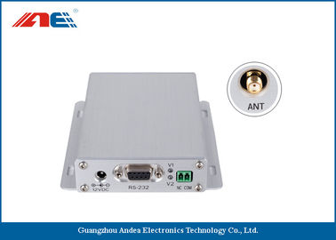 ISO15693 Mid Range RFID Reader For RFID Chip Tracking System 270g