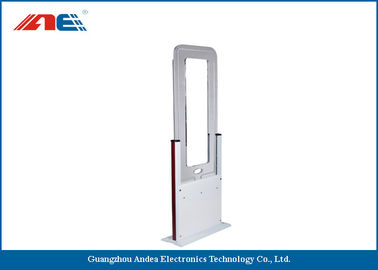 China Enterprise Access Control RFID Attendance Channel , 13.56 Mhz RFID Reader Gate RF Power 3 - 8W factory
