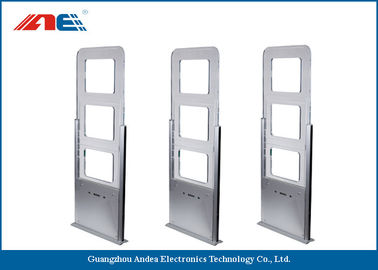China 3D IOT RFID Gate Reader Antenna ISO15693 For Library Anti Theft RFID Gate Entry Systems distributor
