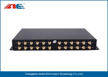 China EMI Detection HF Stationary RFID Reader , High Sensitivity RFID Tags Network Reader distributor