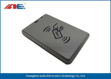 China Mifare Card NFC RFID Reader With USB Interface DC 5V Power Supply distributor