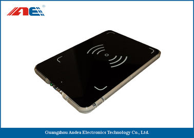 China ISO 15693 Integrated Desktop RFID Reader 13.56MHz Reading Range 40CM factory