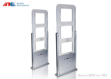 China HF RFID Library Security Gates Anti Theft Integrate Camera With Detection Gate factory