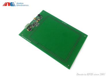 China Embedded PCB IOT RFID Reader To Read ISO15693 ISO14443A/B ISO18000-3M3 Tags distributor