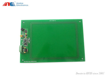 China ICODE ILT Embedded RFID Reader USB & RS232 Interface For Casino Management distributor