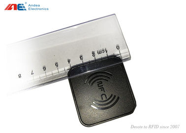 China Near Field Communication ReaderUSB Communication NFC RFID Reader Black Housing factory