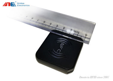 China Compact Portable Contactless Card HF USB RFID Reader ISO15693 ISO14443 factory