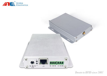 China Ethernet Communication Mid Range RFID Reader One SMA Antenna Interface distributor