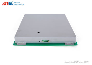 China PCB And Metal Plate Housing RFID Tag Scanner , Microchip RFID Reader For RFID Library Mangement distributor