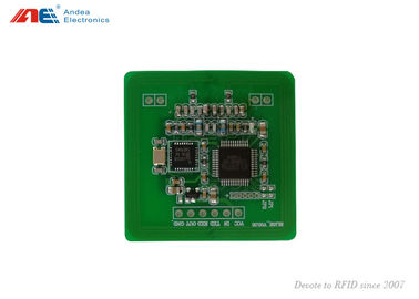 China Embedded NFC RFID Reader ISO14443A Protocol 5V Input Power RS232 TTL distributor