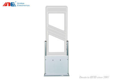 China Integrated Library System 13.56MHz RFID Gate Reader with Multi Aisles distributor